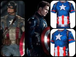 captain america civil war shirt