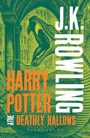 harry potter and the ly hallows uk new cover
