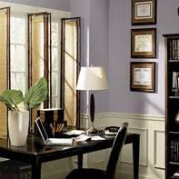 office colour schemes. Purple Home Office Ideas - Fresh \u0026 Airy Paint Color Schemes Colour