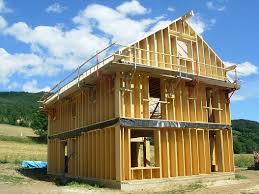 les avanes de la construction ossature bois construction maison ossature bois