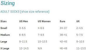 Smartwool Kids Socks Size Chart Size Guide Surfanic Shop