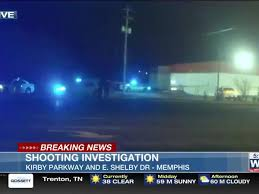 Dr Light Memphis Tn Deadly Shooting Investigation Underway At Busy Intersection