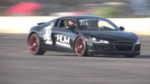 audi r8 autocrossing highline motorsports marshfield wisconsin