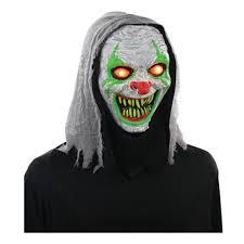 Halloween Mask Light Up Eyes