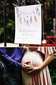 Dream Catcher Baby Shower Decorations Sedona Style Tribal Dreamcatcher Inspired Baby Shower 30