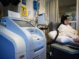 cooling cap to reduce chemotherapy