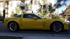 2006 Chevy Corvette Z06 LS7 C6 427ci 505hp 7L Yellow on Black for ...