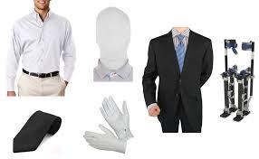 slenderman costume