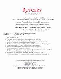 Sample Resume For Teacher Profile New Sample Resume Examples New