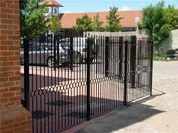 decorative metal fence panels. Perfect Decorative Gate Ideas Metal Driveway Gates Decorative Fence Panels Metal Fence  Gate With