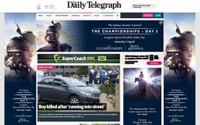Advertise with Daily Telegraph | Print and Digital Advertising