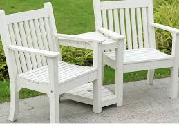 out of stock winawood love seat white finish