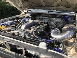 Nissan patrol Td42 conversion silvertop motor / engine diesel Manual ...