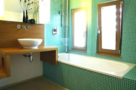 bathroom wall cabinets white wood wood wall bathroom green tiled bathroom with wood cantilever counter wooden