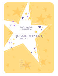 flyer word templates party invitation flyer word free flyer designs pinterest
