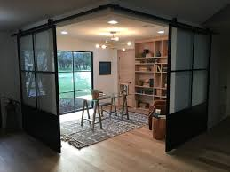 Glass Sliding Walls Fixer Upper Sliding Glass Walls By Andersons Gridline Anderson