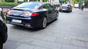 Mercedes benz s63 amg v12 biturbo rev Hungary - YouTube