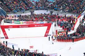 Fan And Light World Evansville Indiana Swiss Skier Yule Takes Kitzbuehel Slalom For 3rd Win In 2020