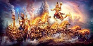 Perang Nuklir Zaman Praaksara