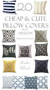 Cheap Decorative Pillows Under 10 Amazing Cheap Decorative Pillows Under 32 Custom Where To Buy Cheap Throw