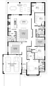 House Floor Plans 4 Bedroom 3 Bath  Carubainfo4 Bedroom Townhouse Floor Plans