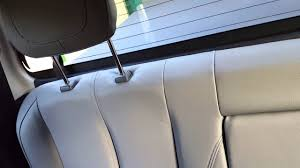Access to 2015 chevy colorado rear seat back rest - YouTube