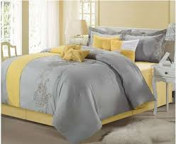 yellow bedding comforter sets