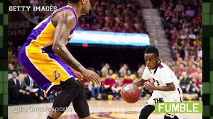 lebron james son playing basketball at home.  Son Inside Lebron James Son Playing Basketball At Home YouTube