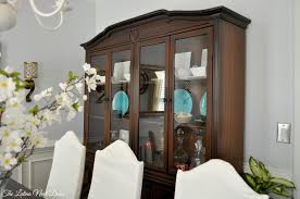 Living Room China Cabinet Dining Room China Cabinet Bring A Piece Of The French Countryside