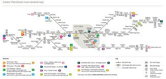 is it time to rethink the manchester metrolink map  citymetric