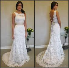 sleeveless high neck mermaid lace plus size wedding dresses with sash vestidos de festa curto e elegante para casamento wedding dress party wedding dress
