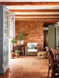 Terra Cotta Floor Tile Kitchen A Look Into Interior Design Trends 2017 Terracotta Tiled Floor