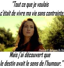 Les Chroniques De Shannara Eretria Citation Et Dialogue De Film