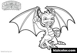 Skylanders Coloring Pages Spyro Coloring Pages Coloring Pages Page