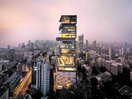 Antilia Mumbai India Expensive Homes Pinterest Grand House - Antilla house interior
