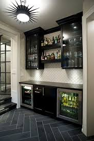 in home bars design