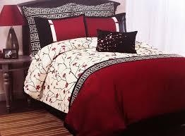 asian bedding set zen 8pc comforter set cherry blossom