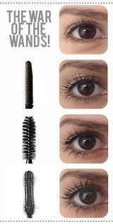 how to use an eyelash brush. the wand you use really makes a difference! how to an eyelash brush w