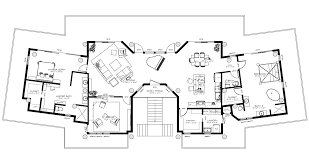 Beach House Floor Plans Or By Beach House Plan Ch61 04 Beach Cottage Floor Plans