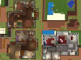 Small Picture sims 2 house design plans span new n sims 4 home design mts fling