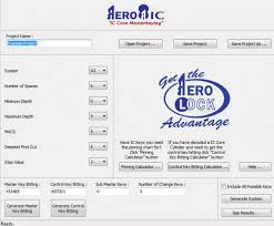 Aero Ic Master Keying Software Aic