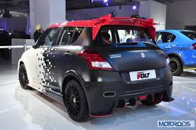 new car launches maruti suzuki 2015MarutiSuzukiSwiftVoltAutoExpo20144jpg 1280850  Wheels