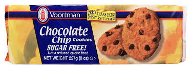 voortman sugar free chocolate chip cookies full size picture