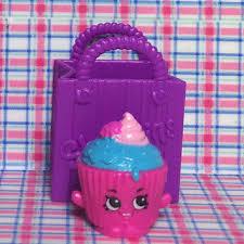 Shopkins Season 2 Cupcake Chic Pink Blue From Xbonekittyx On Ebay