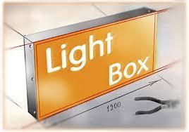 Лайтбокс, <b>световой</b> светодиодный короб купить, заказать