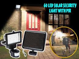 36 Off Litom Solar Outdoor Motion Sensor Security Lights 2 Pack Solar Sensor Security Light