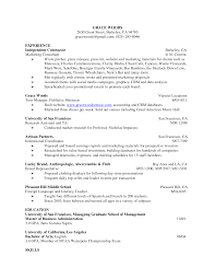 What Is Chronological Resume What Is A Chronological Resume Sample Chronological Resume Template 15