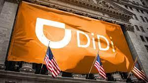 Didi shares slump 25% on China ...