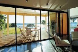 image of cool sliding glass patio doors