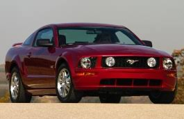 Ford Mustang Specs Of Wheel Sizes Tires Pcd Offset And